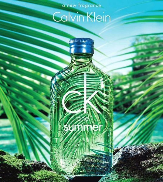 FIRST LOOK: Calvin Klein unveils ck one summer 2016 edition