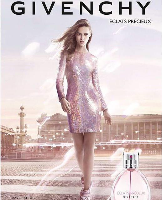 Givenchy unveils Éclats Précieux travel retail exclusive