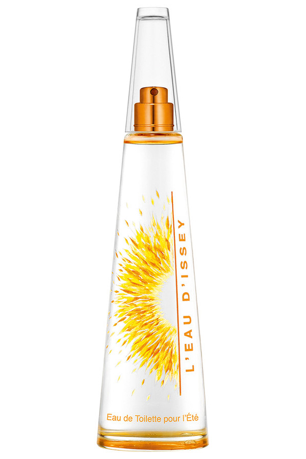 Issey Miyake celebrates Summer with two limited edition scents
