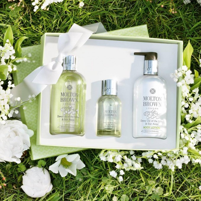 Molton Brown unveil new floral collection for spring