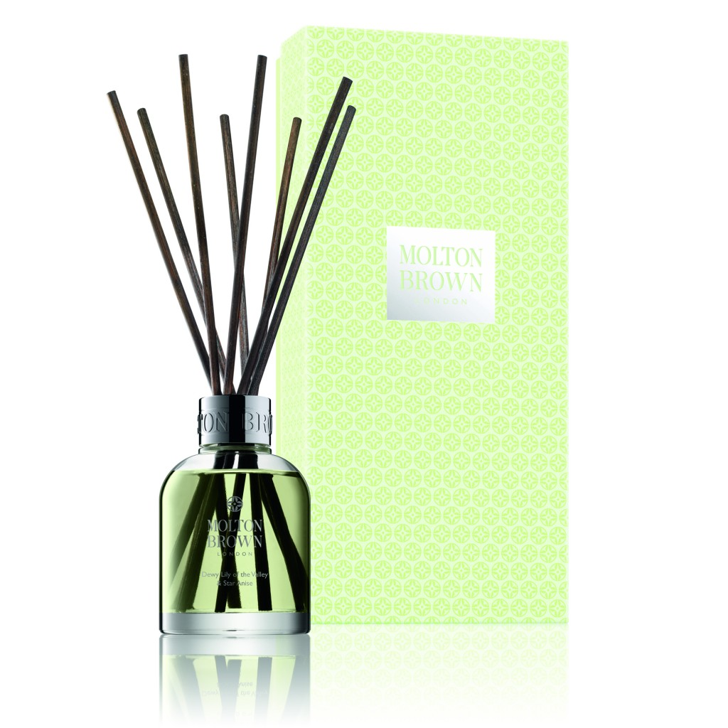 Molton Brown Dewy Lily of The Valley Aroma Reeds