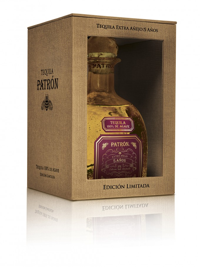 Patrón Extra Añejo gets exclusive launch at DFS Singapore Changi