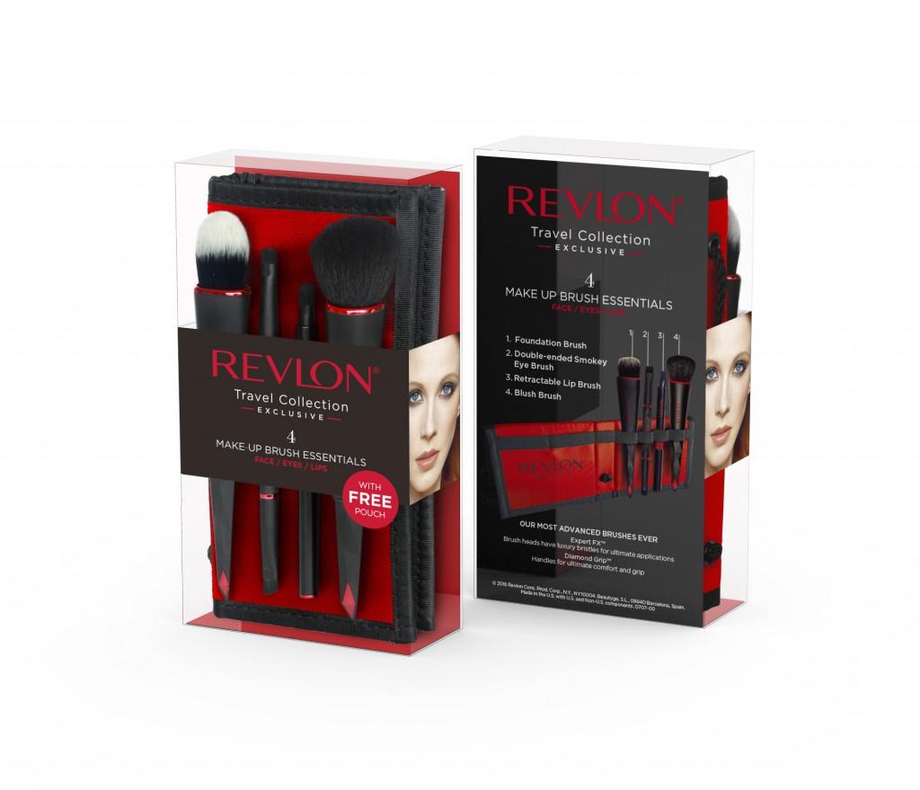 Revlon Make Up Brush Essentials