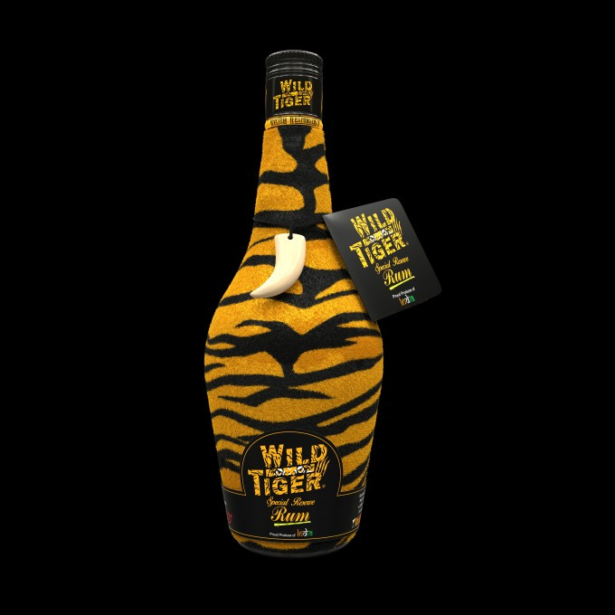 Wild Tiger – India's first super premium rum is ready to roar