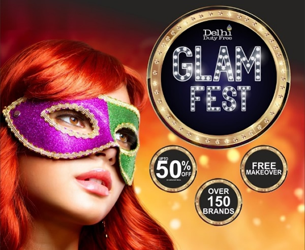 Delhi Duty Free Glams up for beauty shoppers