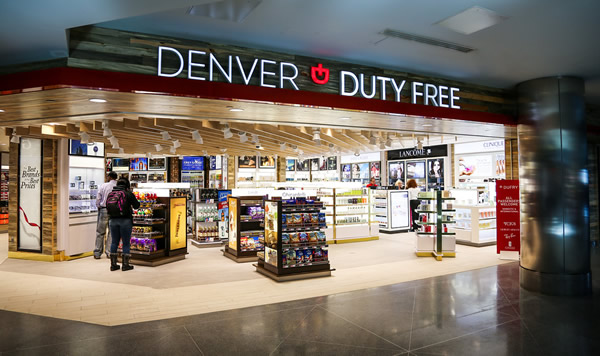 Denver airport unveils new duty-free stores with Dufry; Kiehl's & Urban Decay also on parade