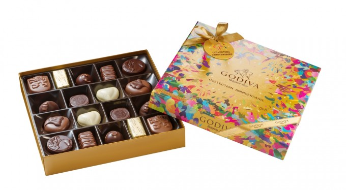 Godiva Gold Collection unveiled at Dubai Duty Free; Celebrates 90th anniversary
