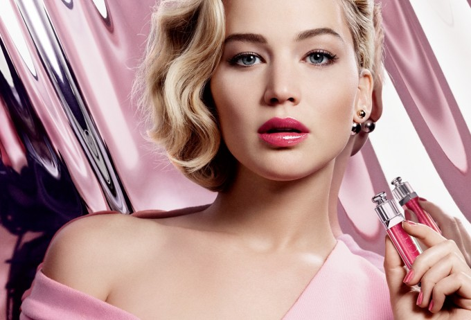 First Look: Jennifer Lawrence goes Ultra-Glossy with Dior