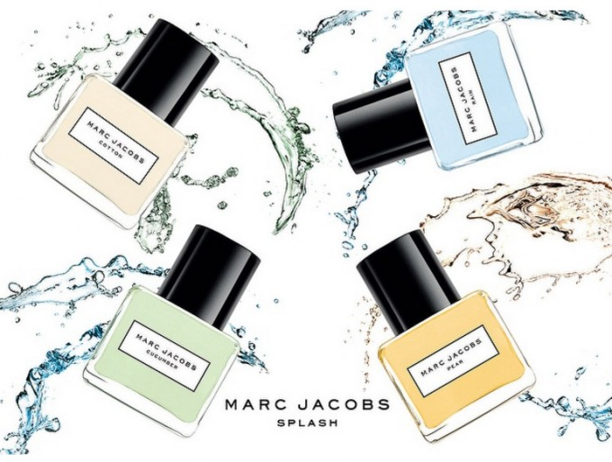 Marc Jacobs is back with a Splash