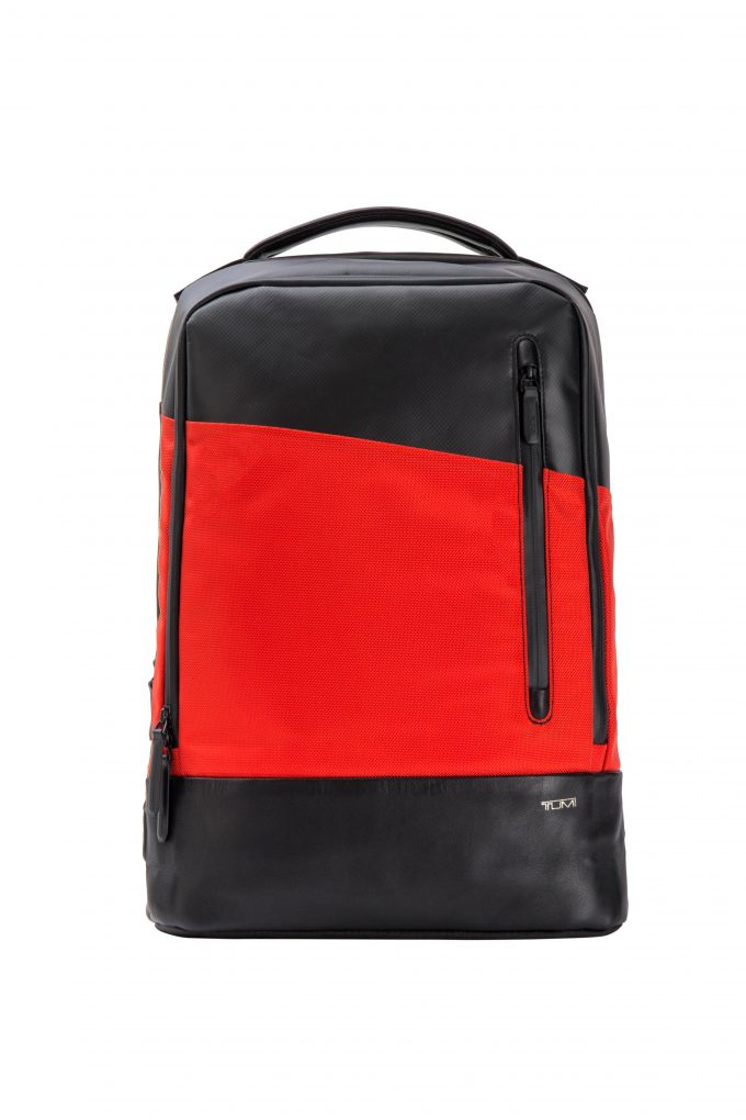 TUMI unveils travel retail exclusive backpack range