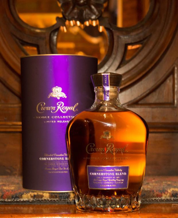Crown Royal unveils limited edition Cornerstone Blend