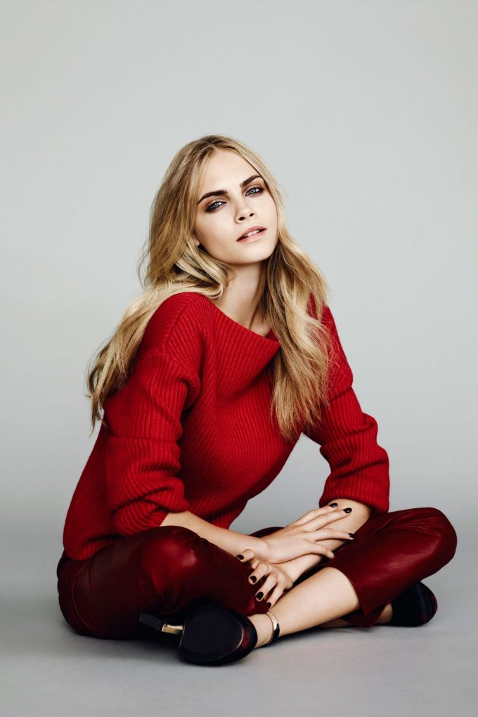 Rimmel London signs Cara for global push
