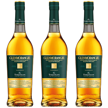 Glenmorangie builds Legends Collection with Tarlogan duty free exclusive