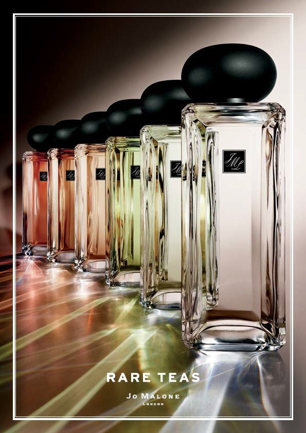 Jo Malone introduces Rare Teas collection