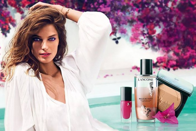 Lancome unveils Summer Bliss; First summer make-up collection by Lisa Eldridge