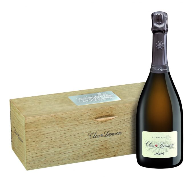 Clos Lanson limited edition Champagne to pop in airports