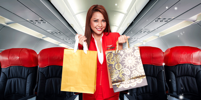 SAVE: Air Asia reveal latest Duty-Free offers