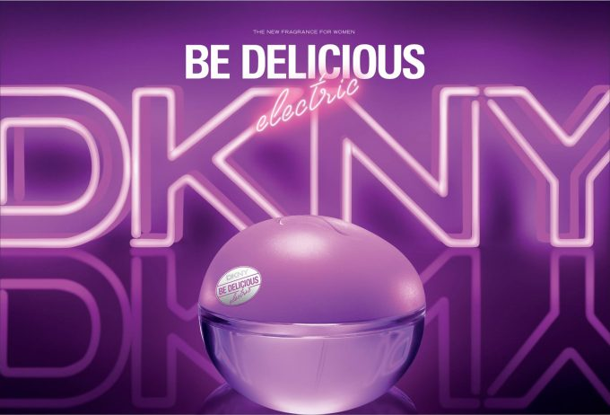 Vivid Orchid joins DKNY Be Delicious Electric line up
