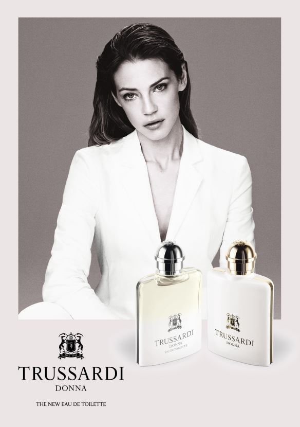 Trussardi reveals new floral edition of Donna fragrance