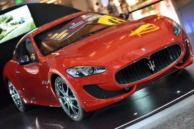 WIN: A Maserati in the Qatar Duty Free luxury draw