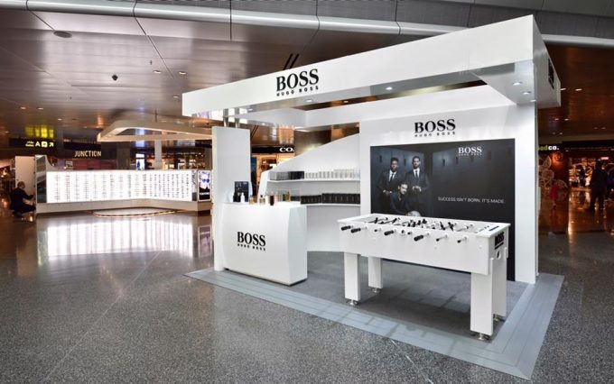 WIN: Hugo Boss prizes for shoppers at Doha airport