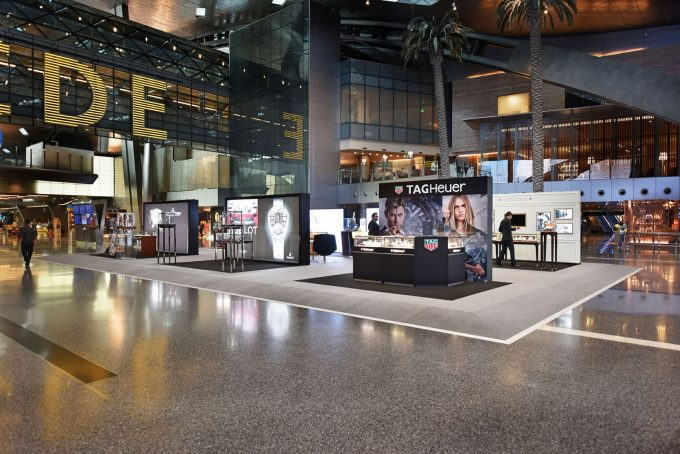 Qatar Duty Free opens Swiss luxury watch fair for travellers at Doha Airport