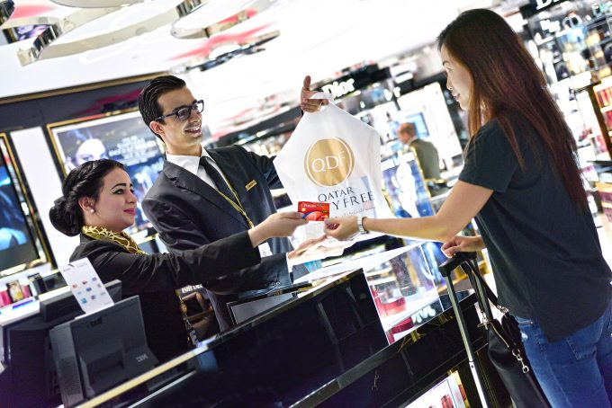 Qatar Duty Free & Doha Bank reward Summer shoppers