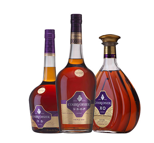 Courvoisier launches Artisan Edition Cognac range for travellers