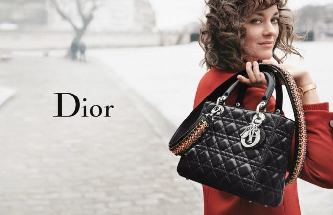 Dior reveals new edition Lady Dior handbags for AW16