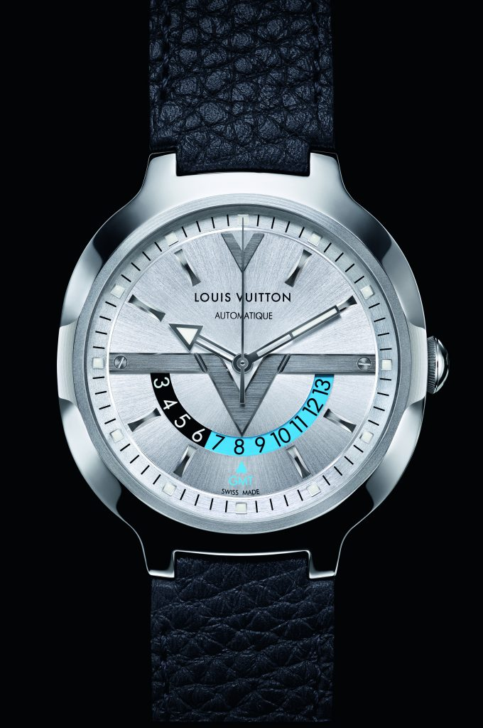 Louis Vuitton time travels with new GMT Voyager range