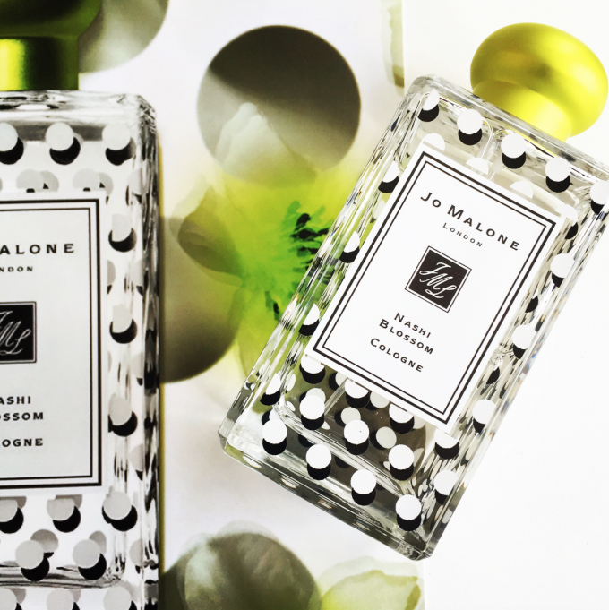 Jo Malone introduces Nashi Blossom Cologne