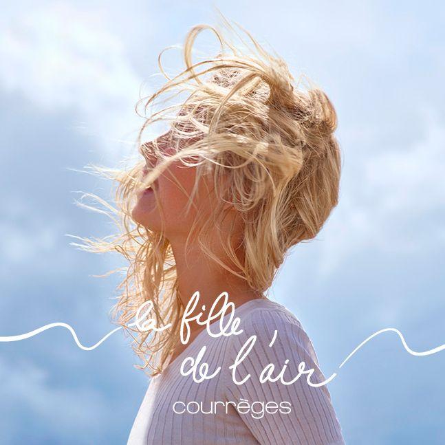 Courrèges fashions new Eau d'Été fragrance for summer girls