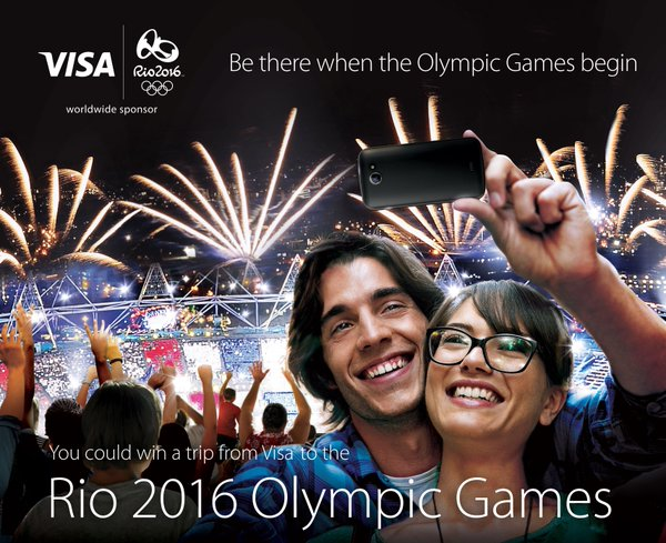 WIN a trip to the Rio Olympics with Dubai Duty Free & Visa