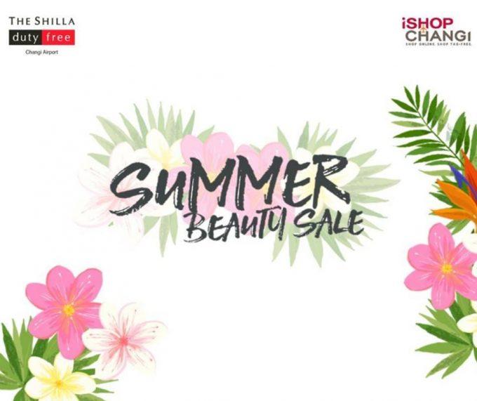 SAVE: 5% off beauty at Shilla Singapore at Changi airport