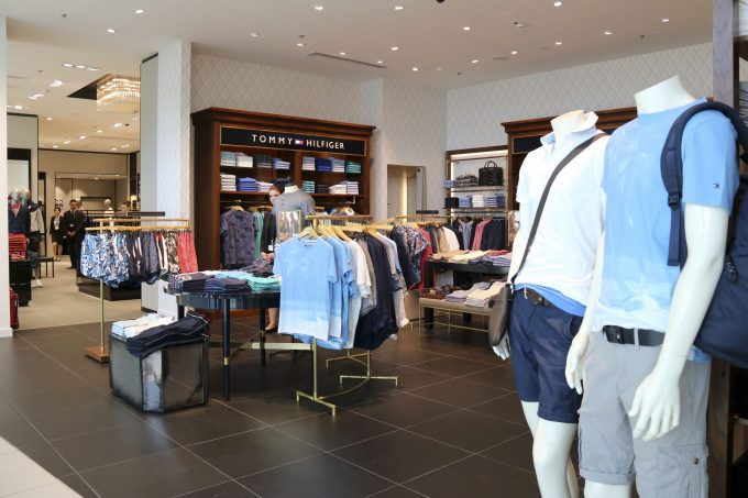 Budapest Airport upgrades with Hugo Boss, Longchamp, Montblanc and Tommy Hilfiger shops
