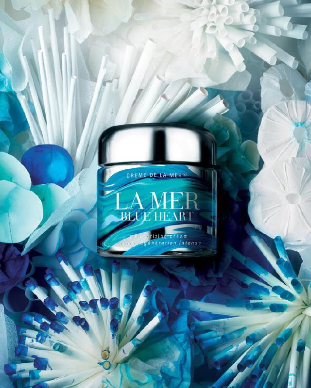 La Mer reveals Blue Heart 2016 limited edition