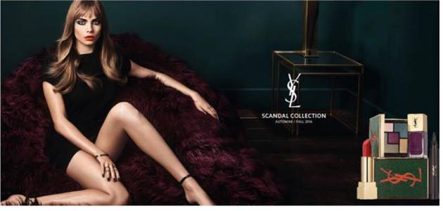 Like a bit of Scandal? YSL has it covered for Autumn