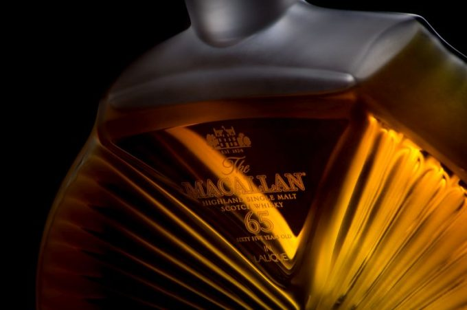 Macallan completes Six Pillars with Peerless Spirit 65 year old
