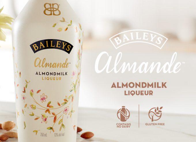 Baileys unveil dairy-free, gluten-free Almande edition