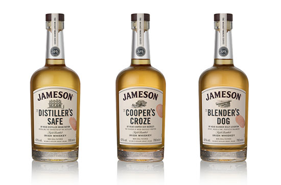 Jameson unveils super-premium 'Whiskey Makers' Series