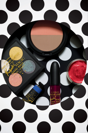 MAC taps make-up heroes Kabuki, Kaliardos, Kendal for new collection