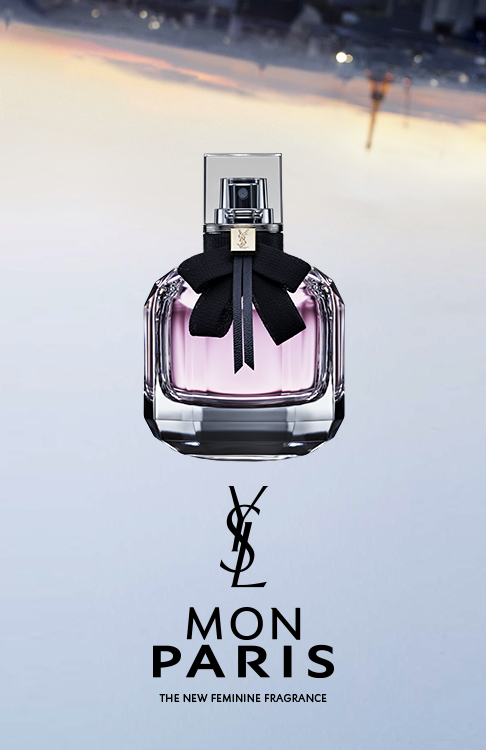 Yves Saint Laurent readies Mon Paris perfume for global launch
