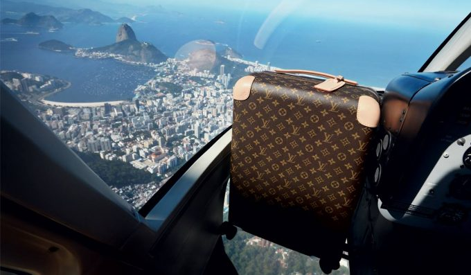 Marc Newson gives Louis Vuitton trunks a modern makeover