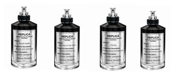 Hi-fi, lo-fi, with a sci-fi finish: Maison Margiela launches four new fragrances