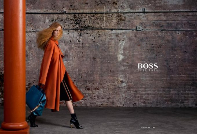 HUGO BOSS duty free