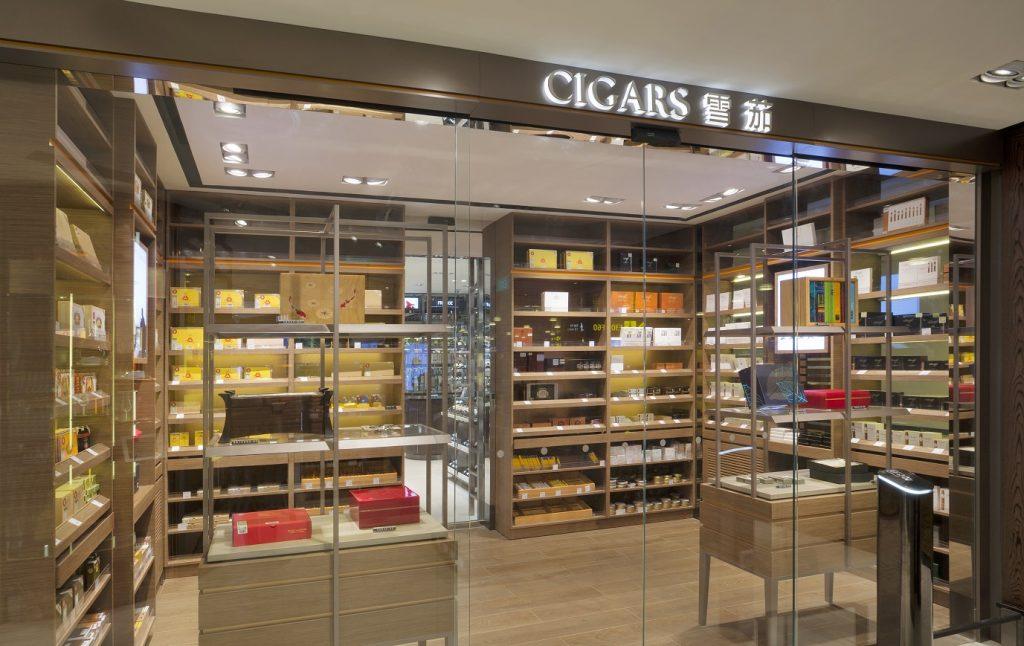 DFS T2 Duplex - The Cigar Room