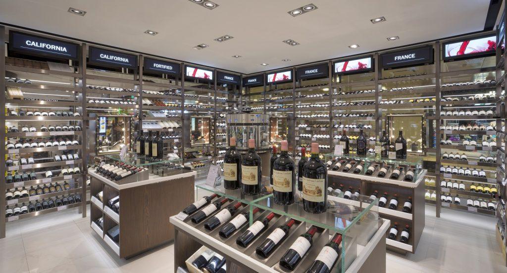 DFS T2 Duplex - The Wine Reserve