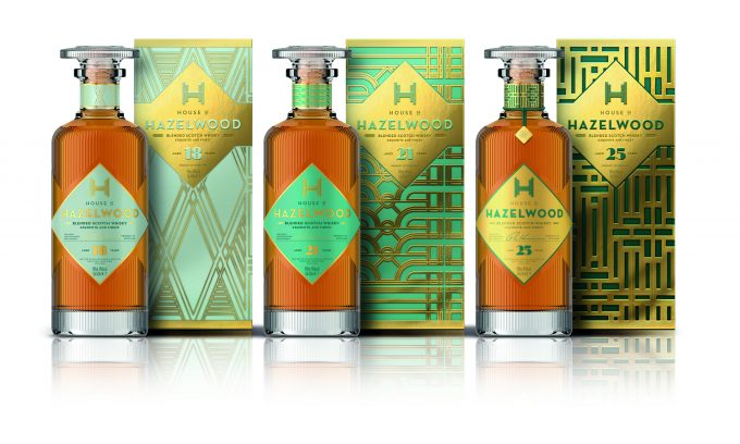 House of Hazelwood duty-free exclusive whisky range lauded at ISC awards