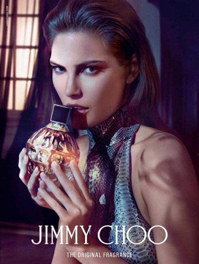 Be seduced by Jimmy Choo's new campaign