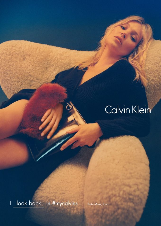 Kate Moss, Bella Hadid, Margot Robbie & more star in Calvin Klein's latest ads